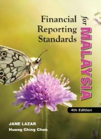 Image of FINANCIAL REPORTING STANDARDS FOR MALAYSIA