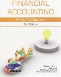 Image of FINANCIAL ACCONTING AN INTRODUCTION
